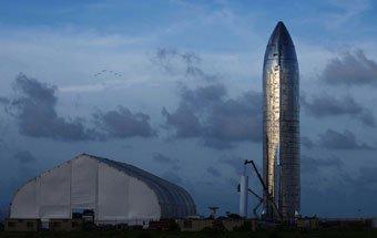 Esta es la nave que nos llevará a Marte