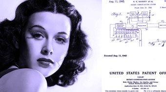 Hedy Lamarr, la más bella inventora.