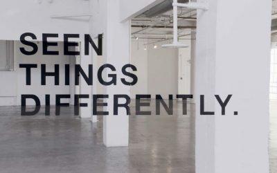 Mira las cosas con una perspectiva diferente